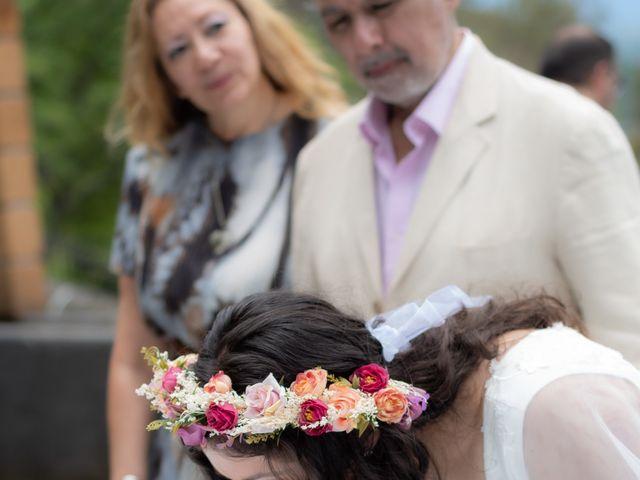 La boda de Diego y Jessica en Valle de Bravo, Estado México 22