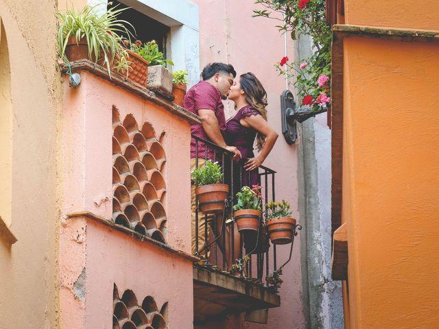 La boda de Raúl y Jessica en San Miguel de Allende, Guanajuato 1
