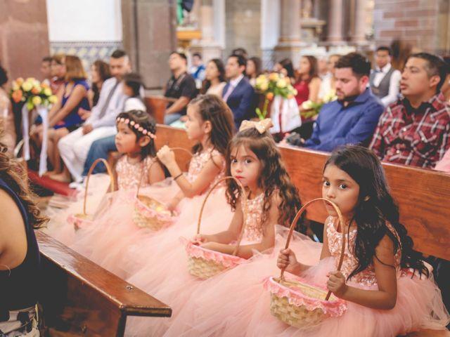 La boda de Raúl y Jessica en San Miguel de Allende, Guanajuato 12