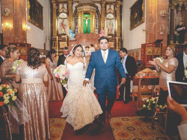 La boda de Raúl y Jessica en San Miguel de Allende, Guanajuato 13