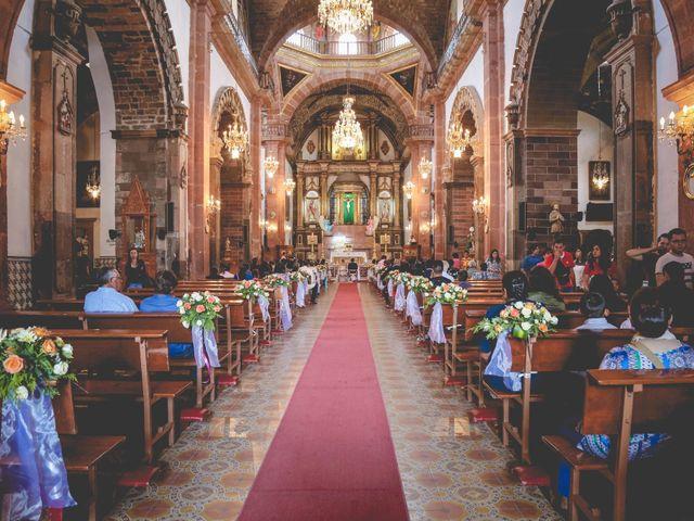 La boda de Raúl y Jessica en San Miguel de Allende, Guanajuato 14