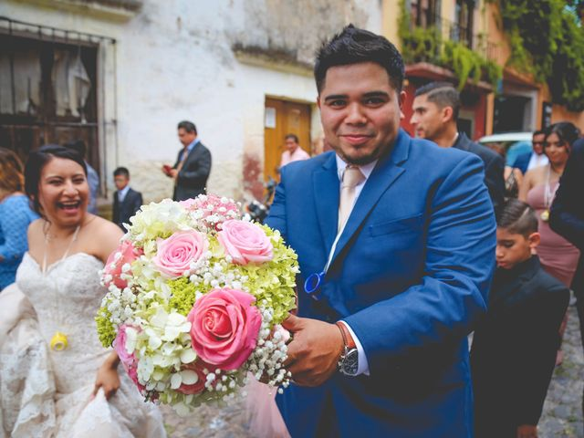 La boda de Raúl y Jessica en San Miguel de Allende, Guanajuato 17