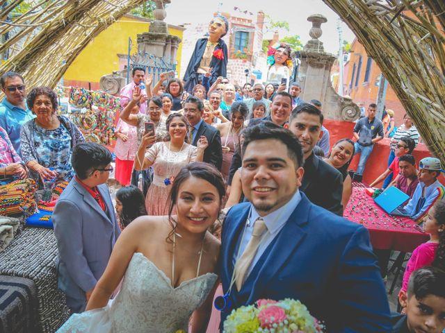 La boda de Raúl y Jessica en San Miguel de Allende, Guanajuato 18