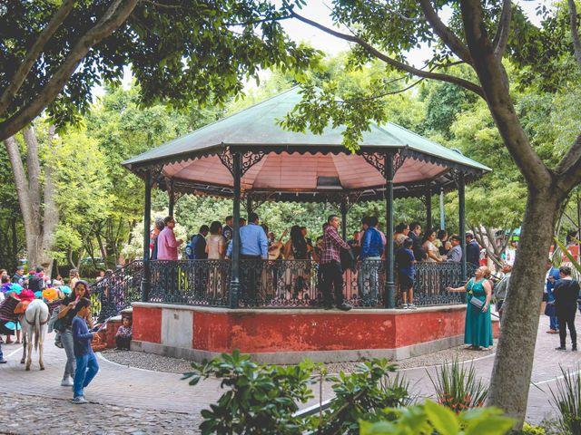 La boda de Raúl y Jessica en San Miguel de Allende, Guanajuato 19