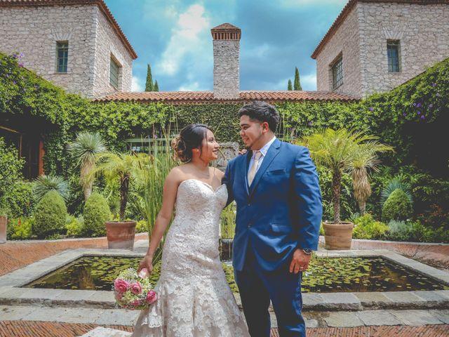 La boda de Raúl y Jessica en San Miguel de Allende, Guanajuato 22