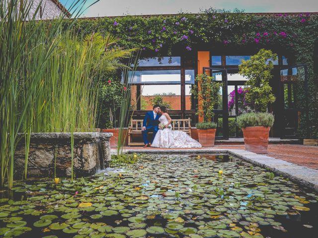 La boda de Raúl y Jessica en San Miguel de Allende, Guanajuato 27