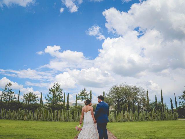 La boda de Raúl y Jessica en San Miguel de Allende, Guanajuato 28