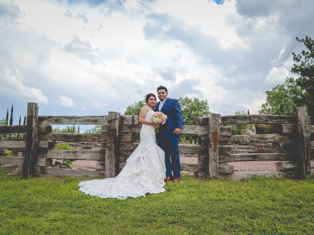 La boda de Raúl y Jessica en San Miguel de Allende, Guanajuato 29