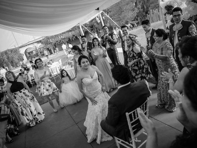 La boda de Raúl y Jessica en San Miguel de Allende, Guanajuato 36