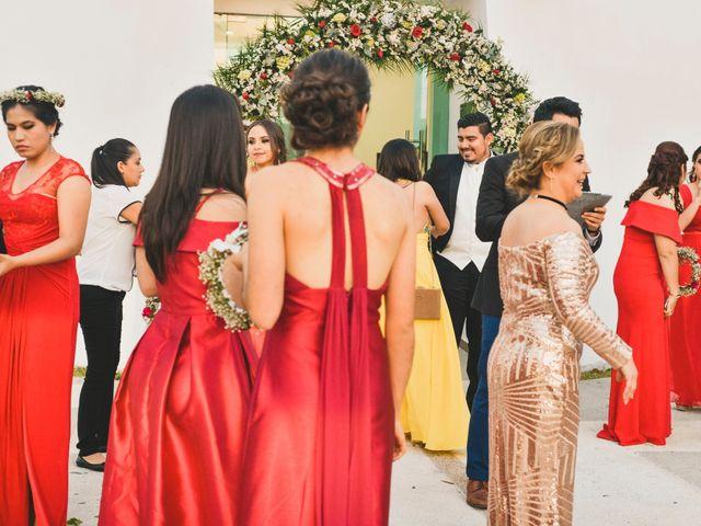 La boda de Paco y Issa en Tuxtla Gutiérrez, Chiapas 19