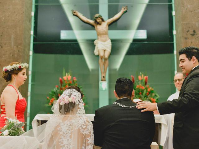 La boda de Paco y Issa en Tuxtla Gutiérrez, Chiapas 43