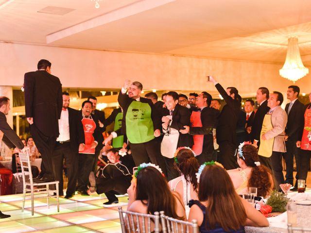 La boda de Paco y Issa en Tuxtla Gutiérrez, Chiapas 125