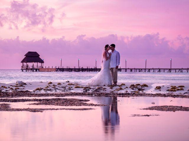 La boda de Mery y Seenu