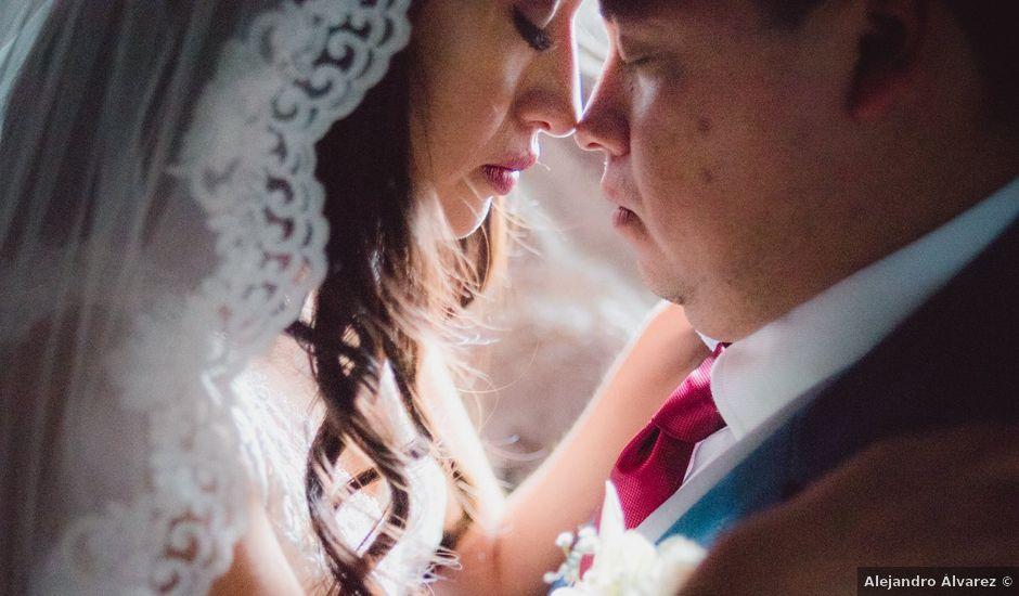 La boda de Antoni y Rosa en Texcoco, Estado México