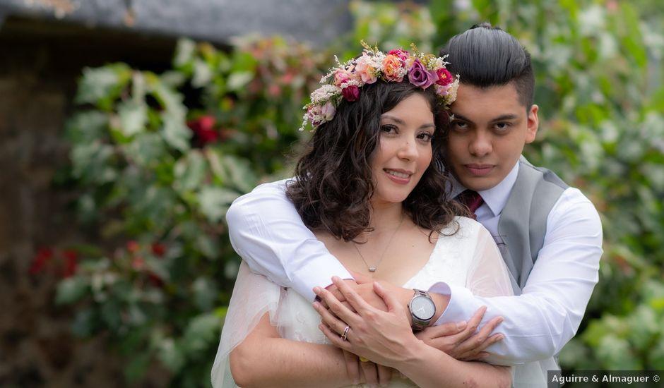 La boda de Diego y Jessica en Valle de Bravo, Estado México