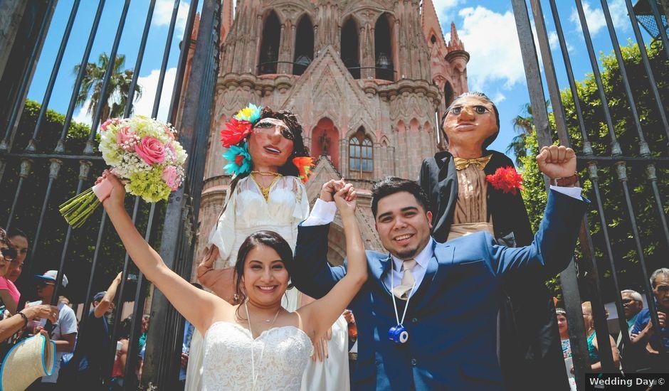 La boda de Raúl y Jessica en San Miguel de Allende, Guanajuato