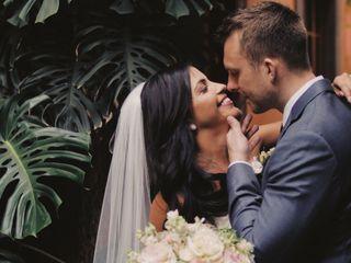 La boda de Sofia y Casey
