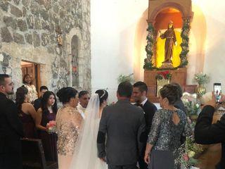 La boda de María Naylea y Luis Alonso 2