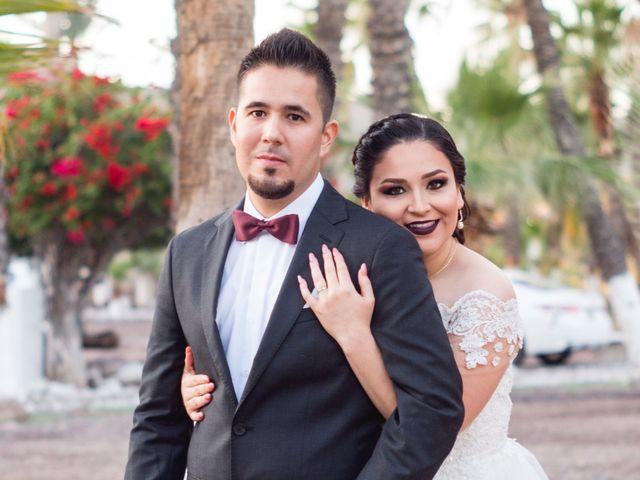 La boda de María Naylea y Luis Alonso