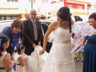 La boda de Maheli y Alberto 2