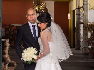 La boda de Maheli y Alberto