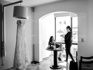 La boda de Laura y Eliud 1
