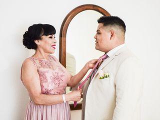 La boda de Laura y Eliud 2