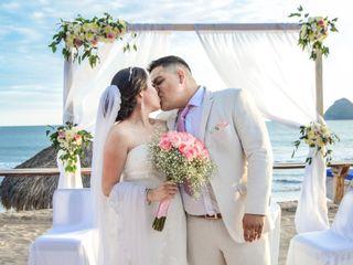La boda de Laura y Eliud