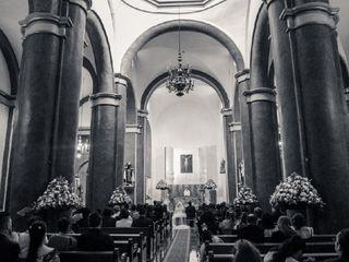 La boda de Jessica y Julio 1