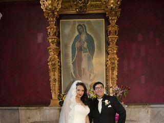 La boda de Jessica y Julio 2