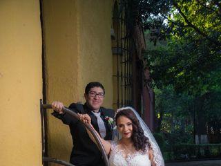 La boda de Jessica y Julio 3