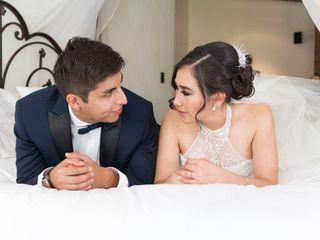La boda de Jaime y Joselyne