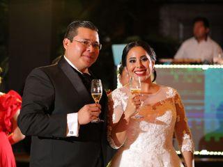 La boda de Victoria y Vidal 2
