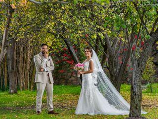 La boda de Vane y Jackson
