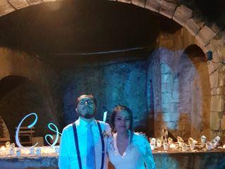 La boda de Claudia  y Víctor  2