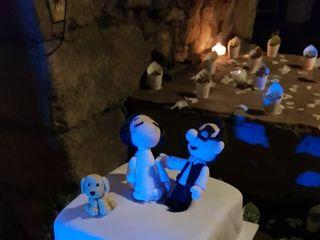 La boda de Claudia  y Víctor  3