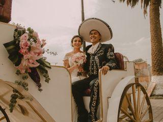 La boda de Mirna y Paco