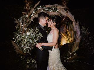 La boda de Alexia y Emmanuel