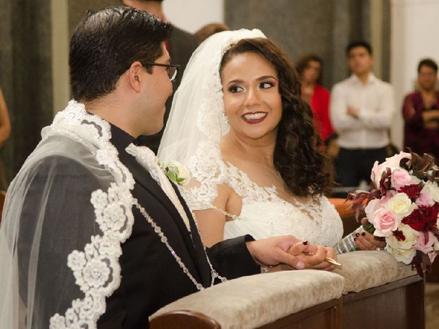 La boda de Jessica y Julio