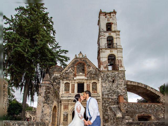 La boda de Claudia  y Víctor