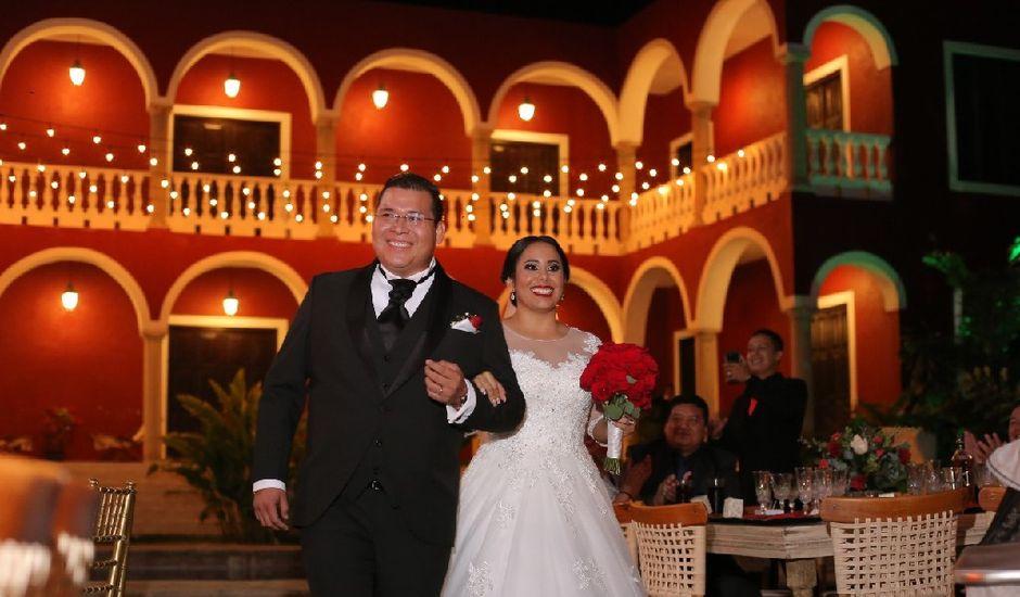 La boda de Vidal y Victoria en Mérida, Yucatán
