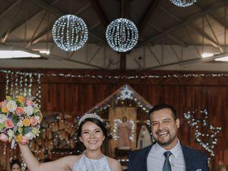 La boda de Carina y Alex 1