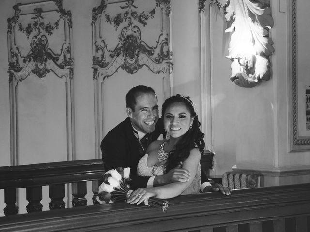 La boda de Karla y Ray