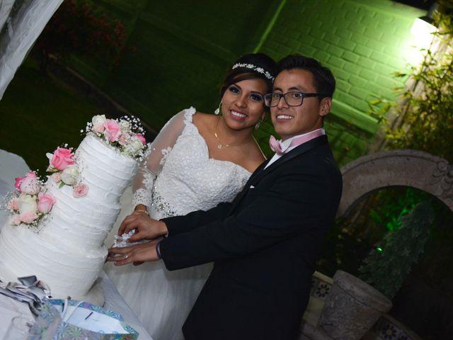 La boda de Ana y Moy