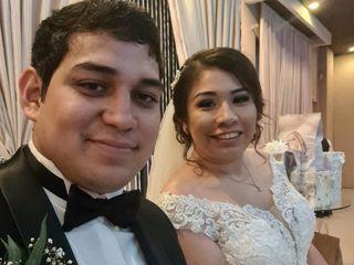 La boda de Marielena  y Francisco