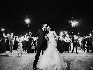 La boda de Itzel  y Oswaldo
