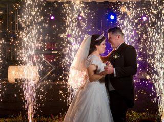 La boda de Gaby y Martín