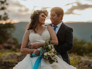 La boda de Mayhela  y Jorge
