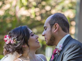 La boda de Melissa y Carlos 2