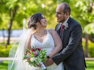 La boda de Melissa y Carlos